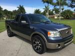 2006 Ford F-150 LARIAT Extended Cab 5.4L